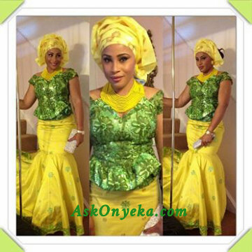 Asoebi fashion inspiration